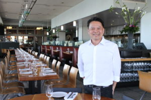 Chef Charles Phan knows what it takes to build a successful empire from the ground up.